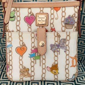 Dooney & Bourke Disney charm letter carrier